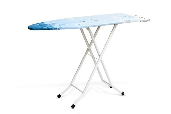 Retractaline 123cm Free Standing Ironing Board