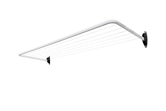 Picture of Swingline Slim Wall Mounted Folding Frame Clothesline