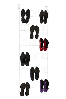 Picture of Over the Door Shoe Rack