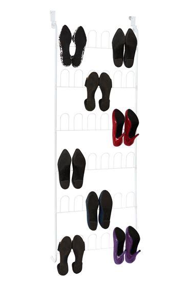 Picture of Over the Door Shoe Rack