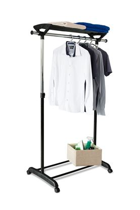 Picture of Stack Top Single Rail Garment Holder