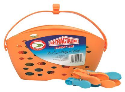 Picture of La Premier Plastic Pegs